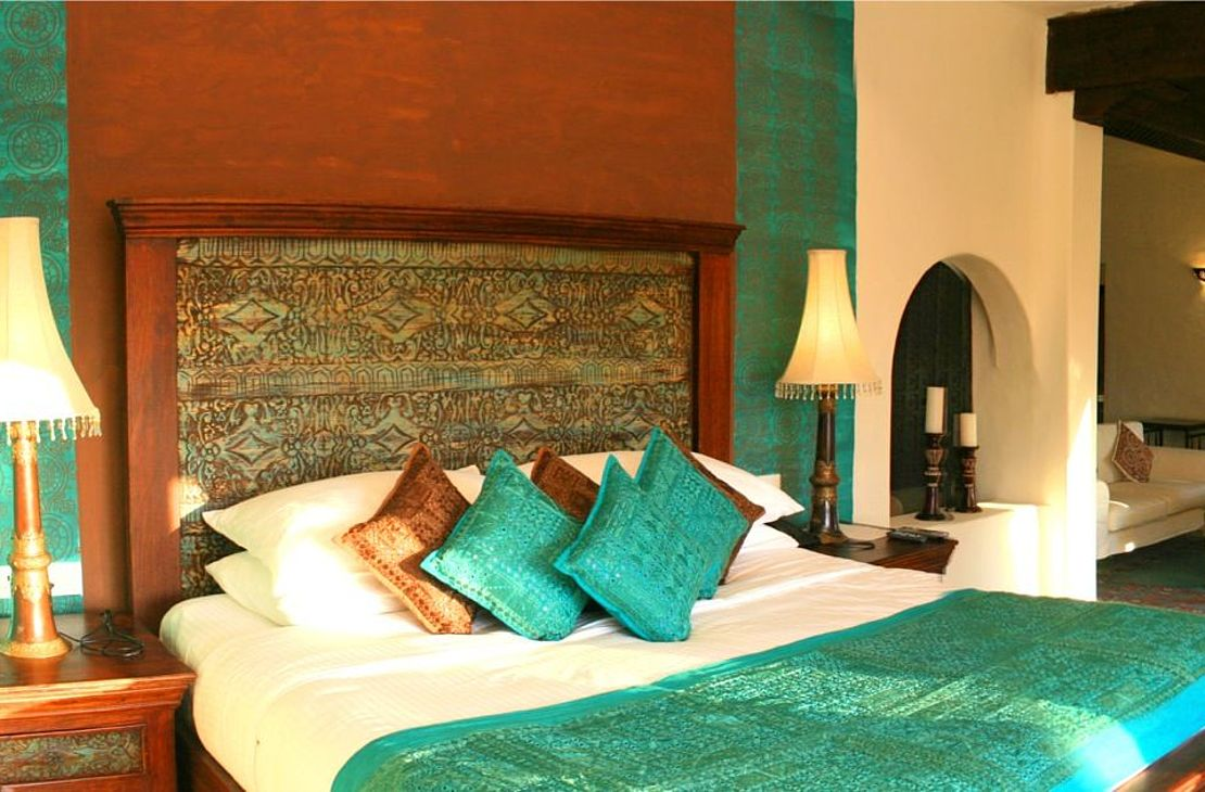 Mihir Garh Fort - Bedroom Suite - India