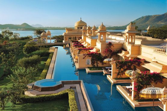 The Oberoi Udaivilas - Hotel Exterior - India