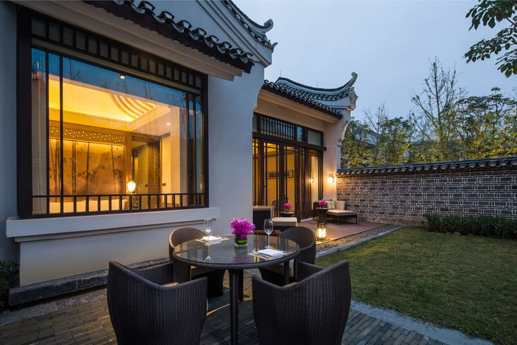 Banyan Tree Yangshuo - Suite Terrace - China
