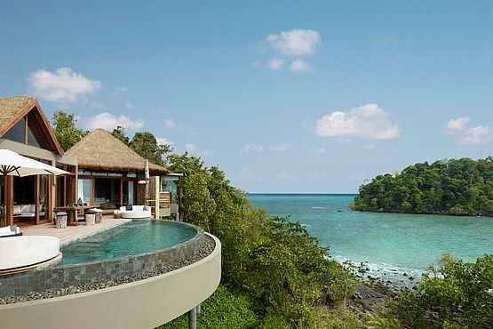 Song Saa Private Island - Villa Exterior - Cambodja