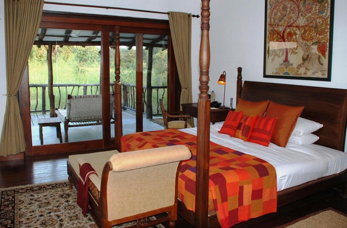 Samode Safari Lodge - Bedroom - India