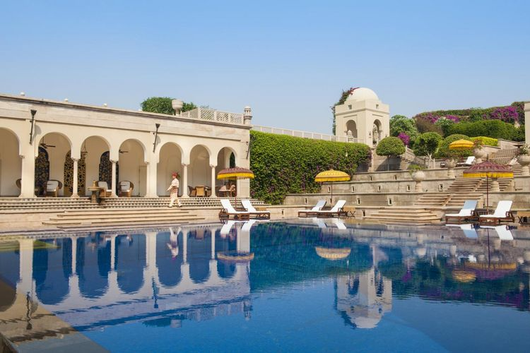 The Oberoi Amarvilas - Swimming Pool - India