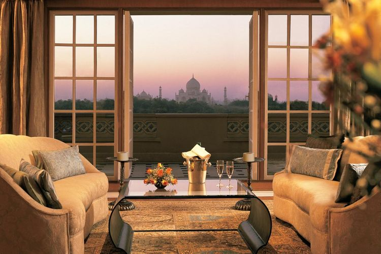 The Oberoi Amarvilas - Kohinoor Suite Living - India