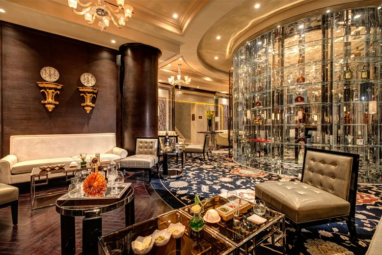 Sofitel Legend Peoples Grand Hotel - Lounge - China